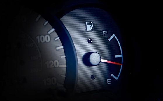 Medidor de combustível de um veículo