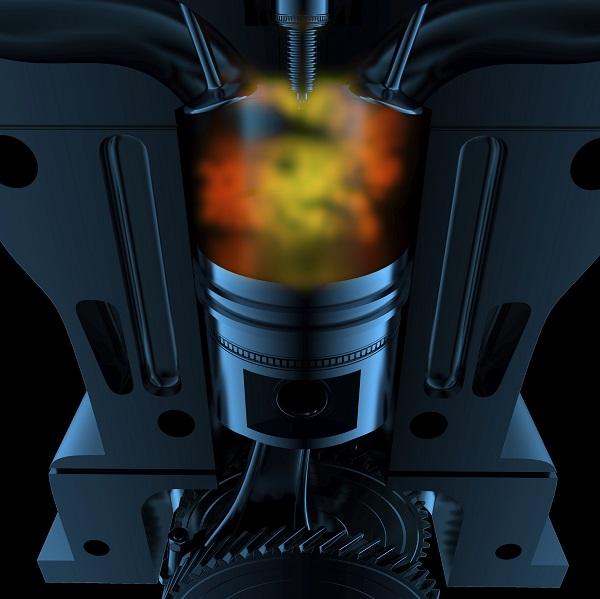 Motor a combustão | O que é a mistura ar-combustível?